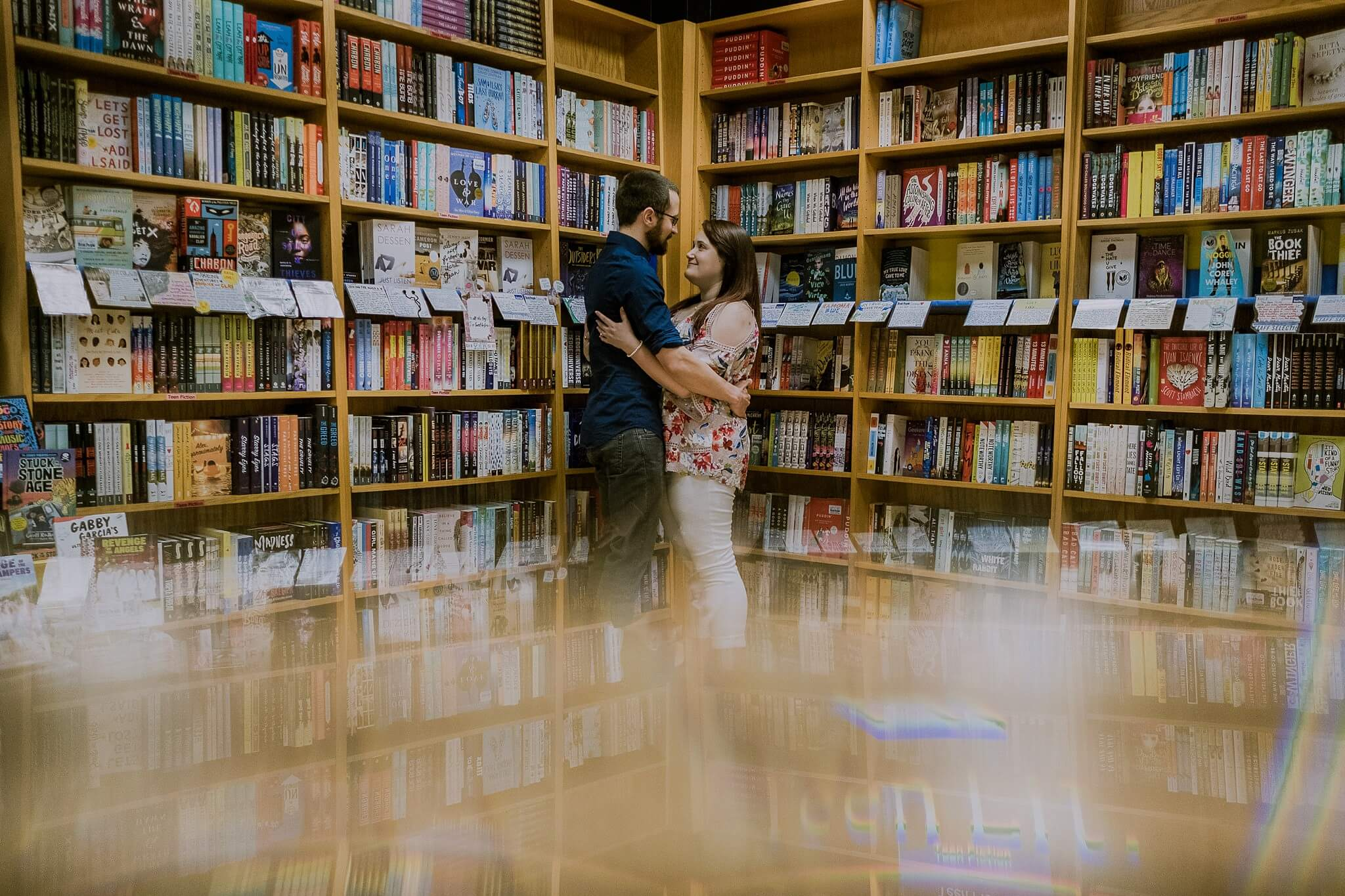 Book People Austin Photography