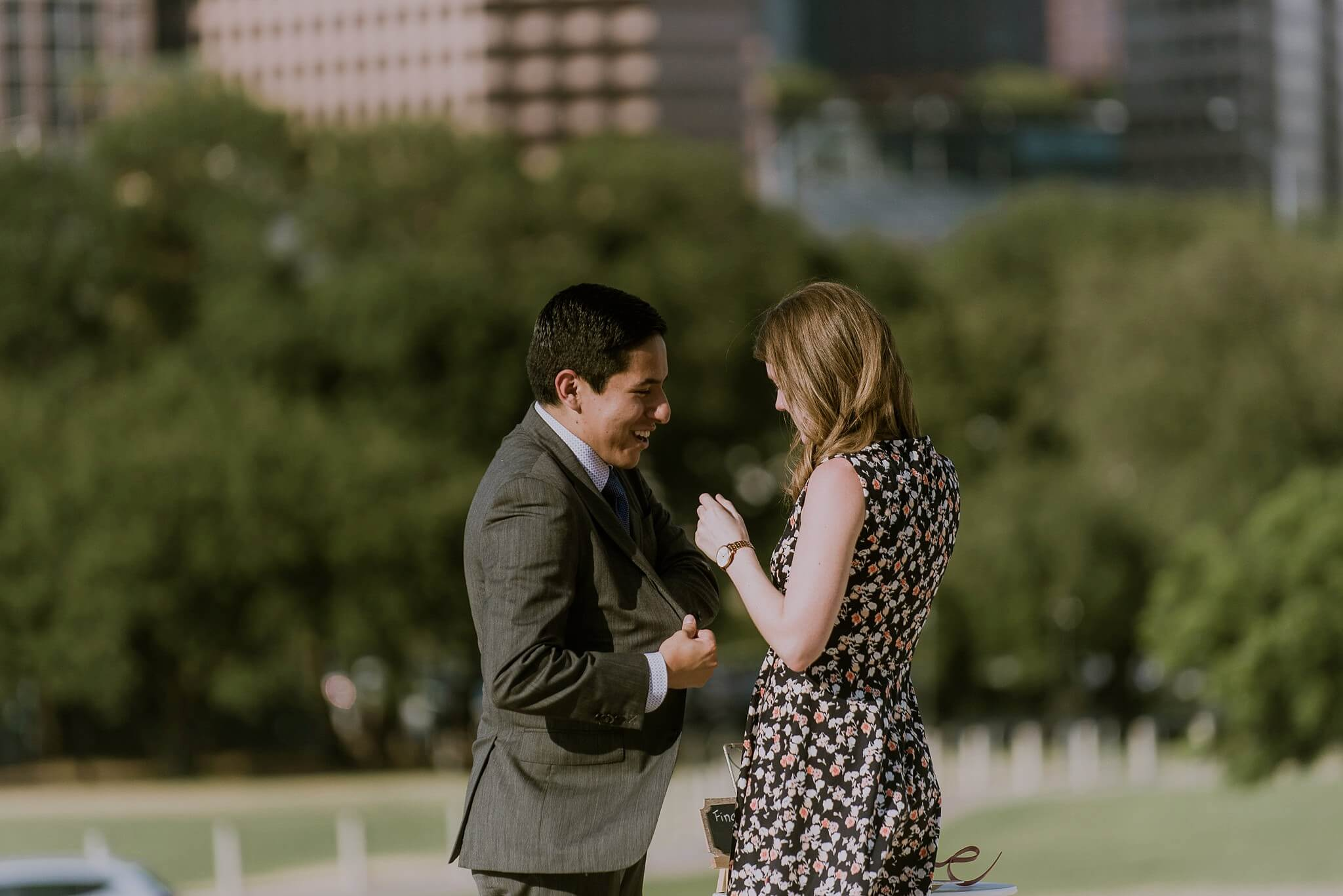 Long Center Austin Proposal Photography