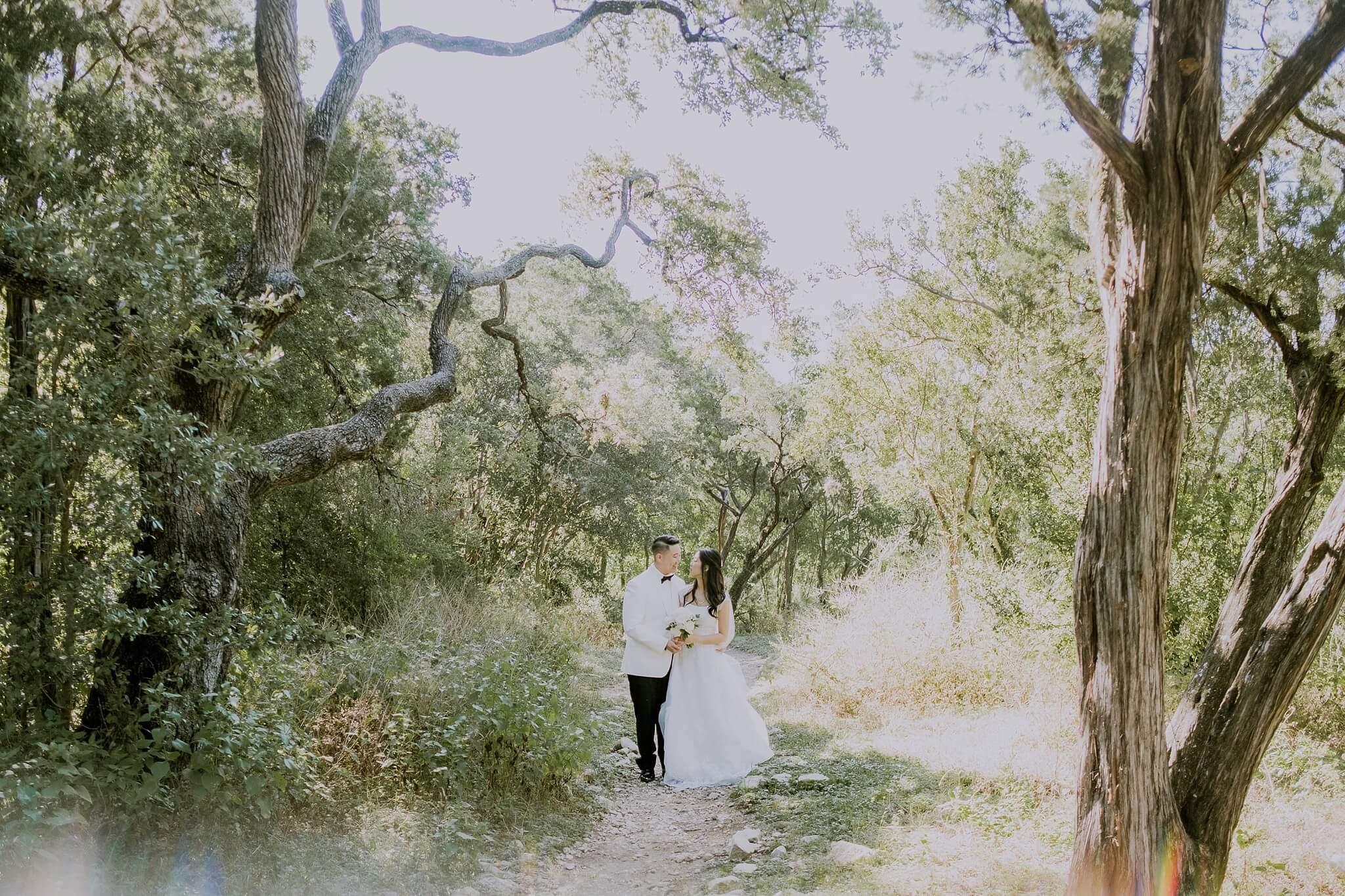 Mayfield Park Wedding Photos