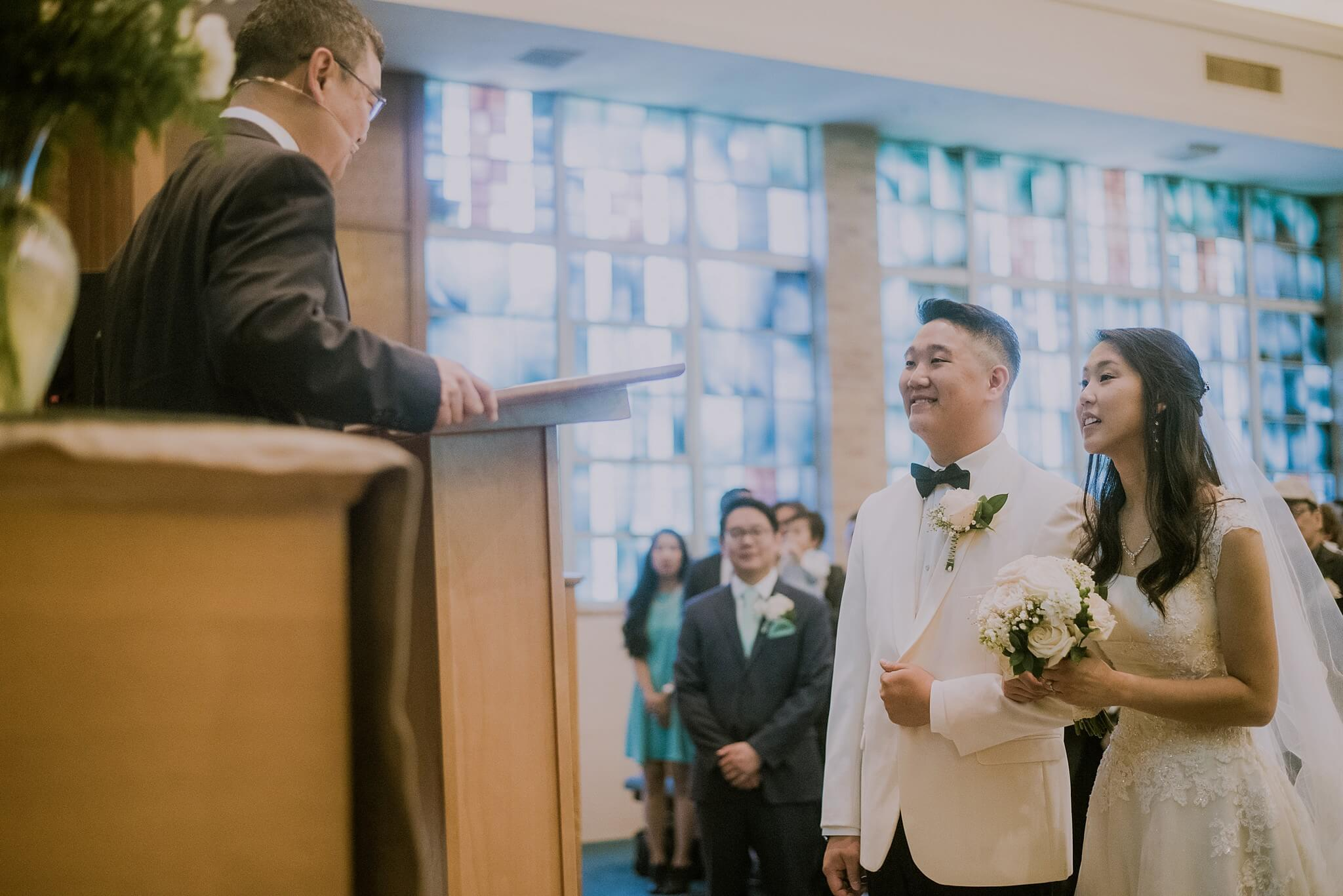 Highland Park Baptist Church Wedding Photos