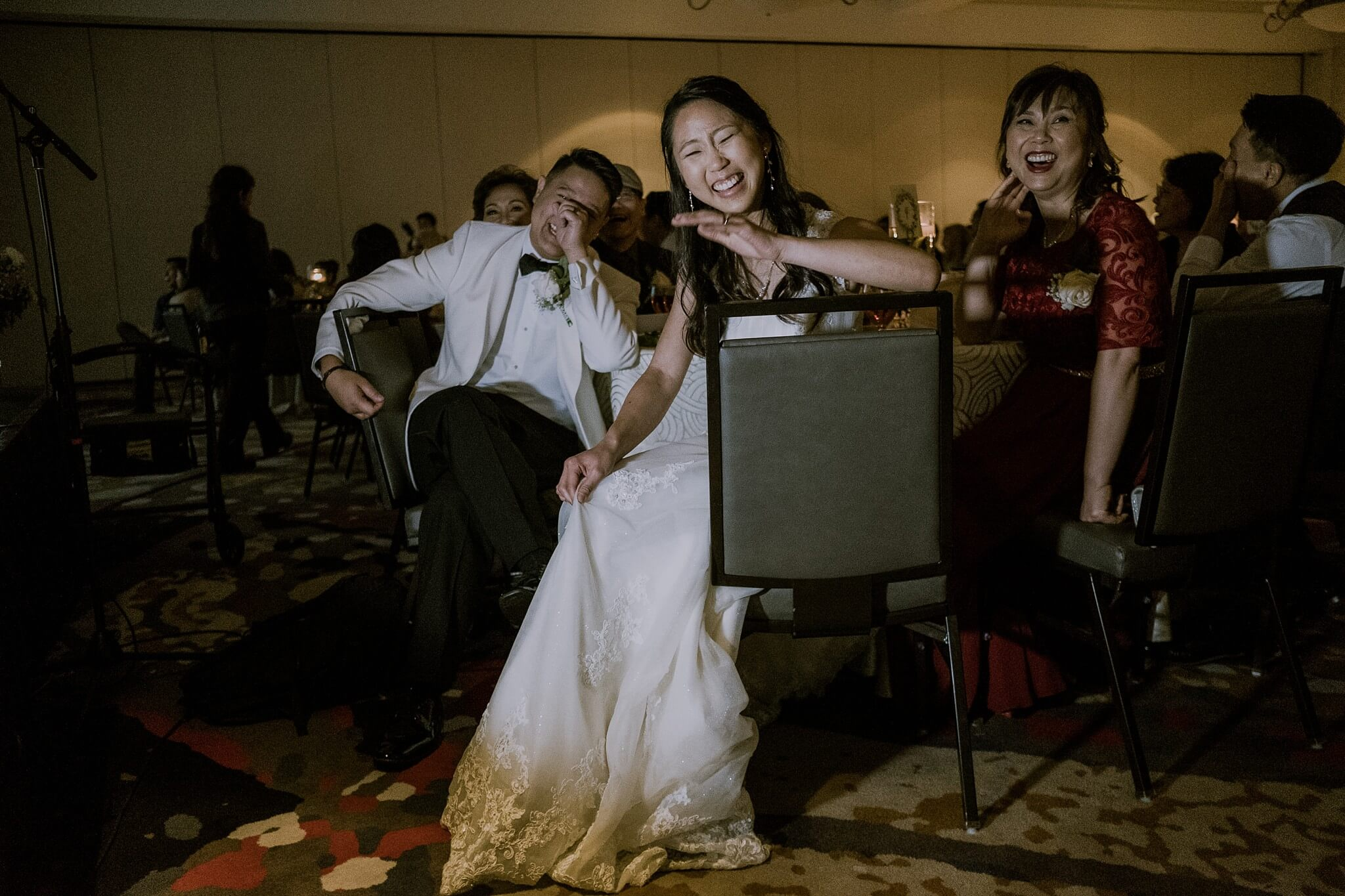 DoubleTree Hotel Wedding Photos