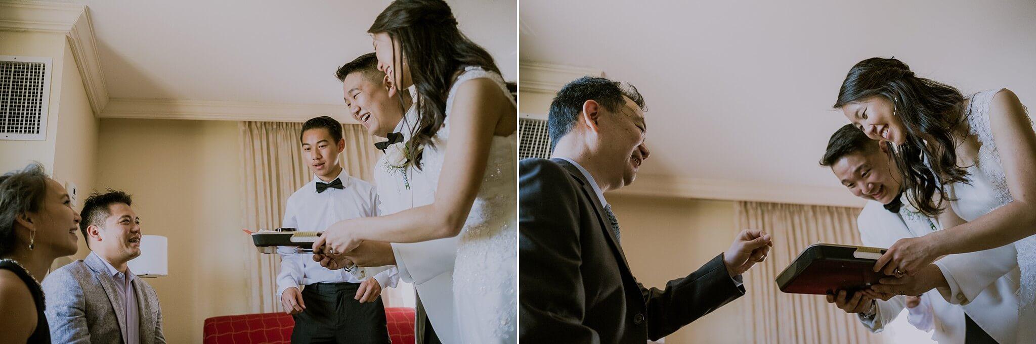 DoubleTree Hotel Wedding Photos