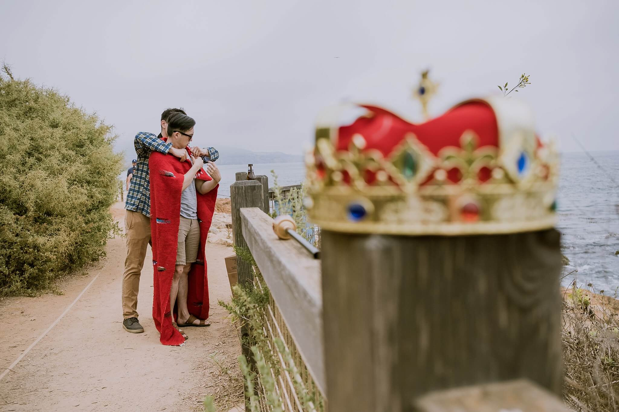Terranea Resort Proposal Photos
