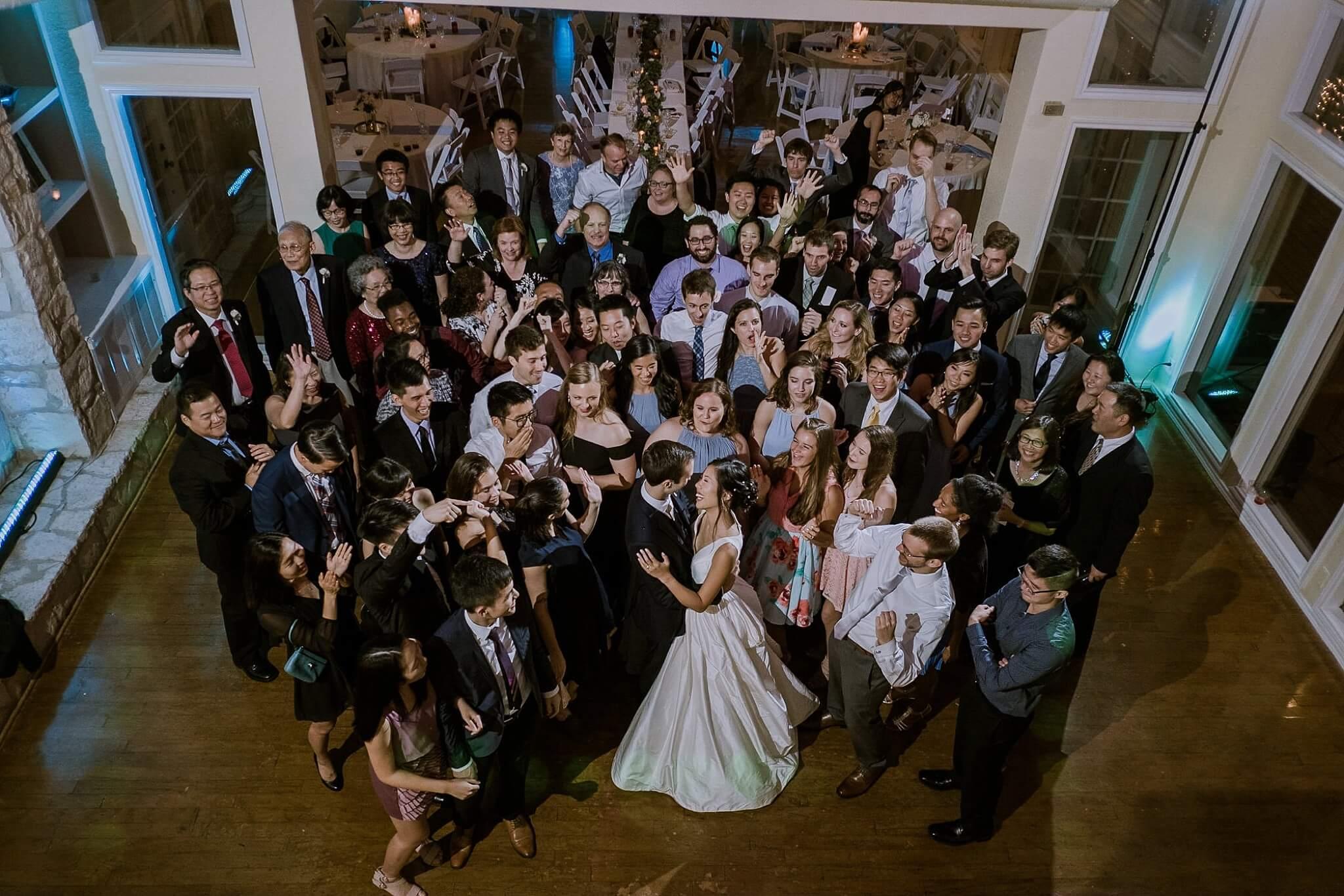 Casa Blanca on Brushy Creek Wedding Photography