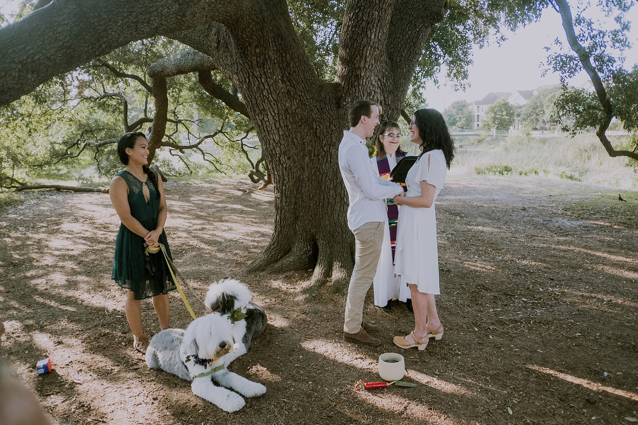 Private Ceremony in Austin
